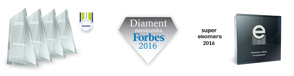 Super ekomers 2016, Nagrody Deloitte dla IAI S.A.