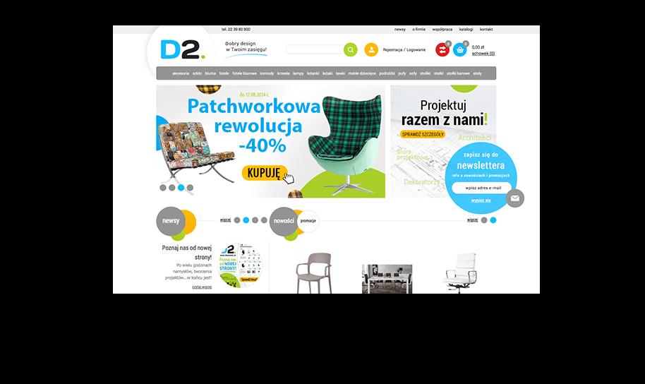 Sklep internetowy w IAI-Shop.com: dkwadrat.pl