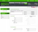 Baseg rejestracja - Formularz rejestracji hurtownika